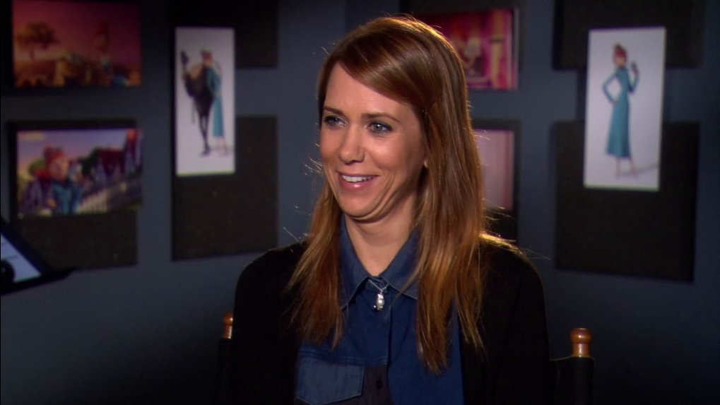 Despicable Me 2: Kristen Wiig On Lucy's Enthusiasm