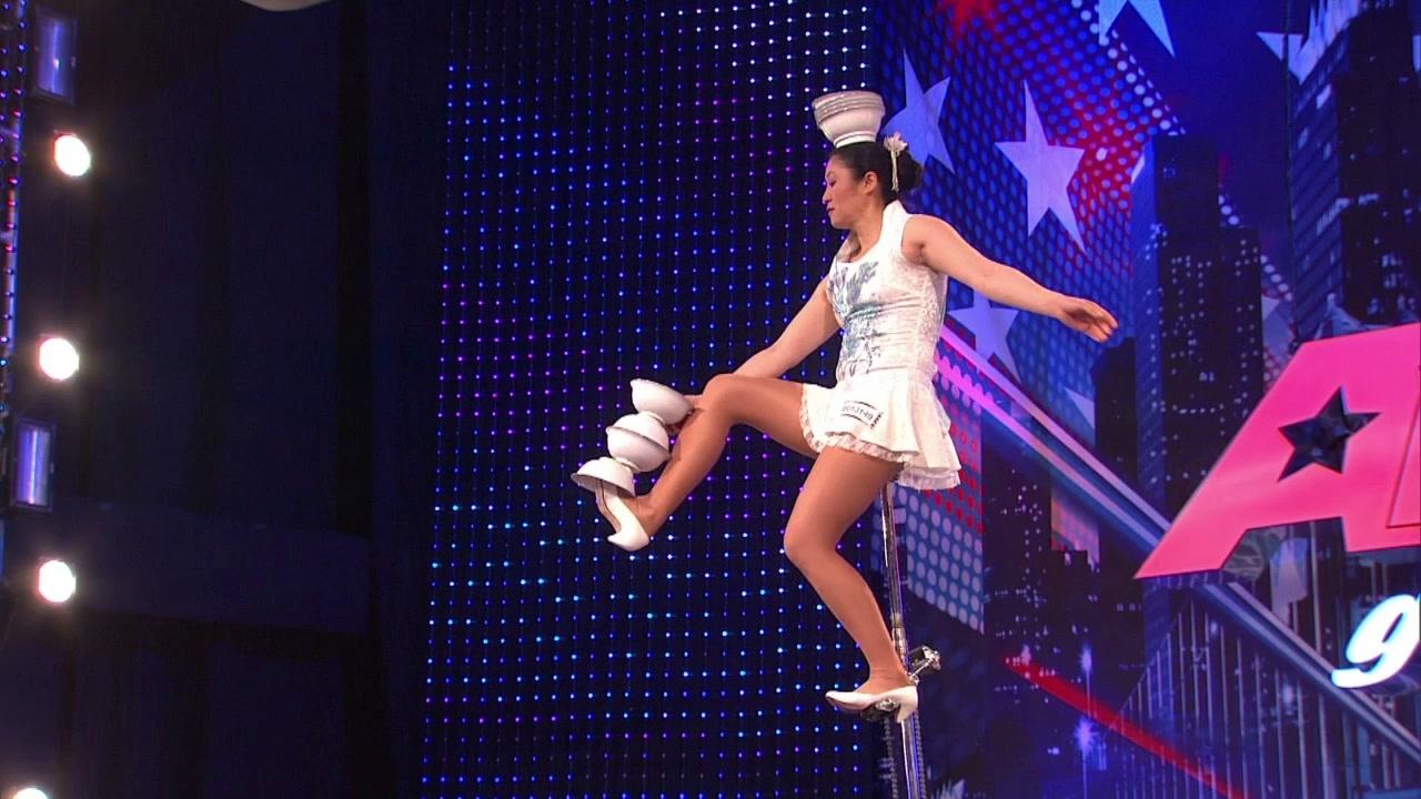 America's Got Talent: Red Panda