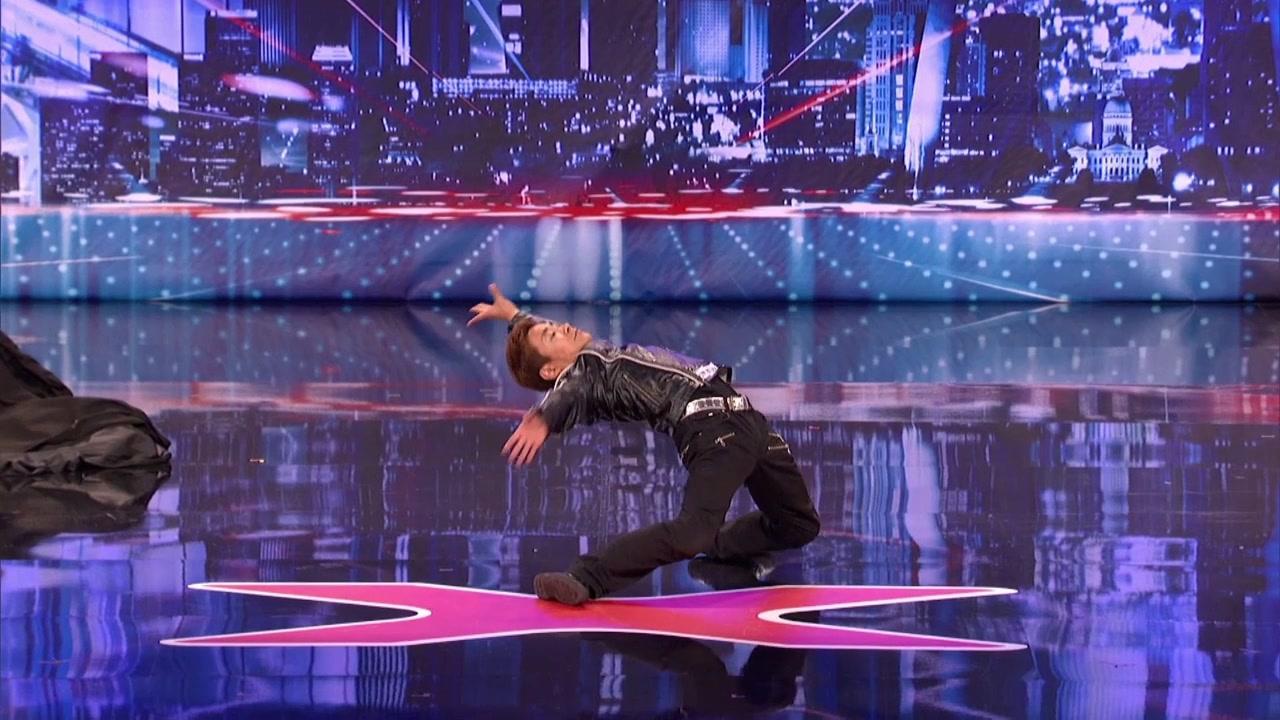America's Got Talent: Kenichi Ebina
