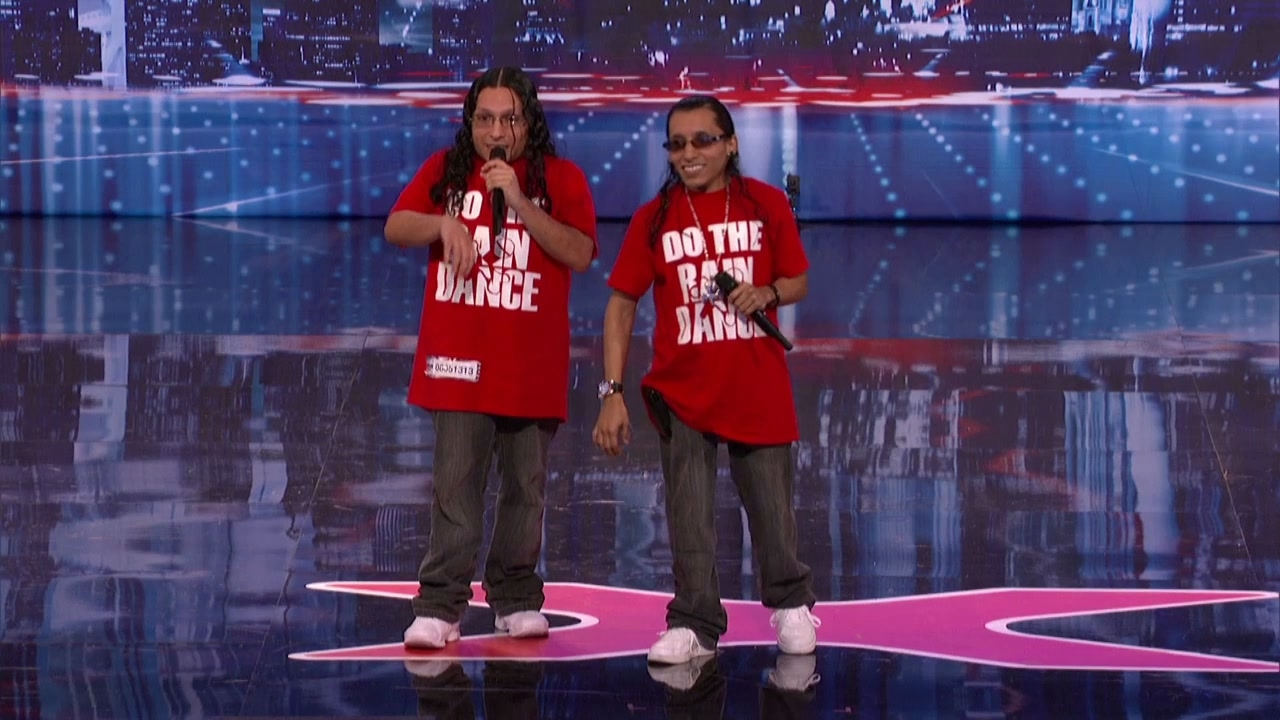 America's Got Talent: Lil Mike And Funny Bone