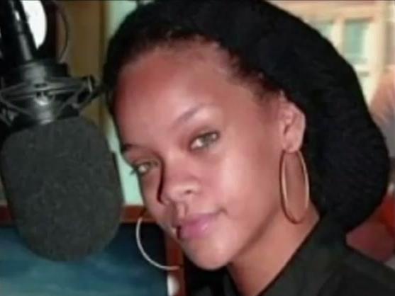 Rihanna: Up Close & Personal