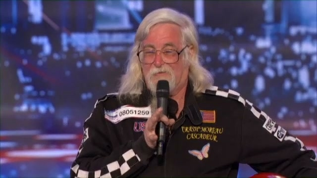 America's Got Talent: Captain Explosion