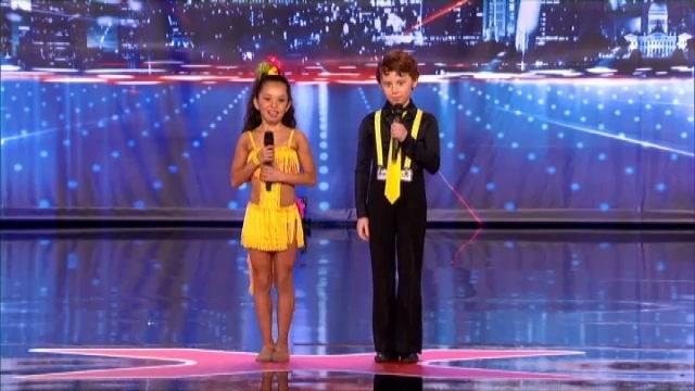 America's Got Talent: Yasha Danielle