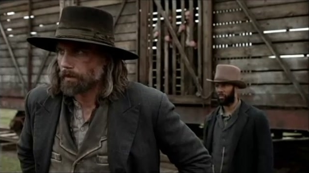 Hell On Wheels: Slaughterhouse