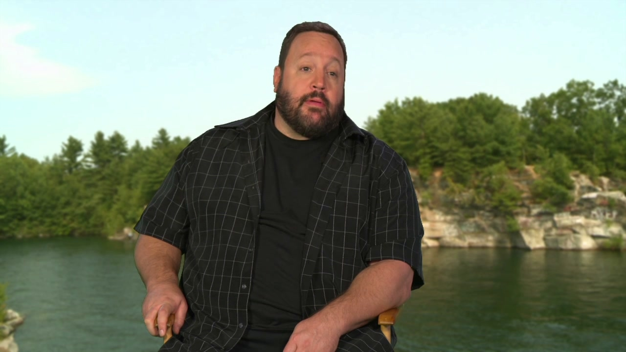 Grown Ups 2: Kevin James On His Character