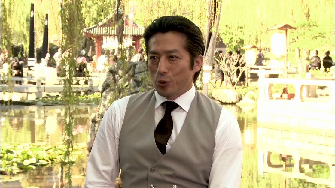 The Wolverine: Hiroyuki Sanada On Wolverine