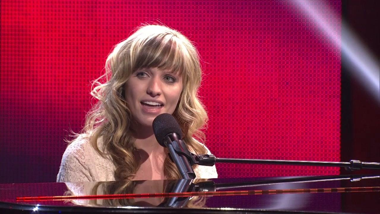 America's Got Talent: Cami Bradley