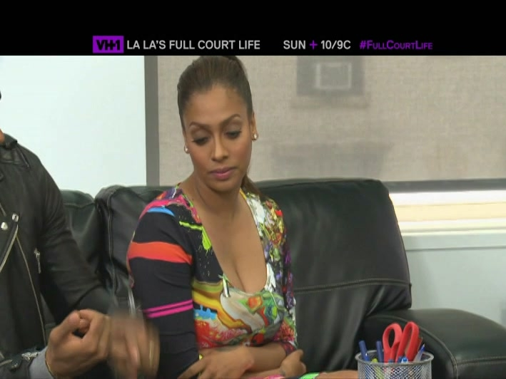 LA La's Full Court Life: Falling apart at The Seams