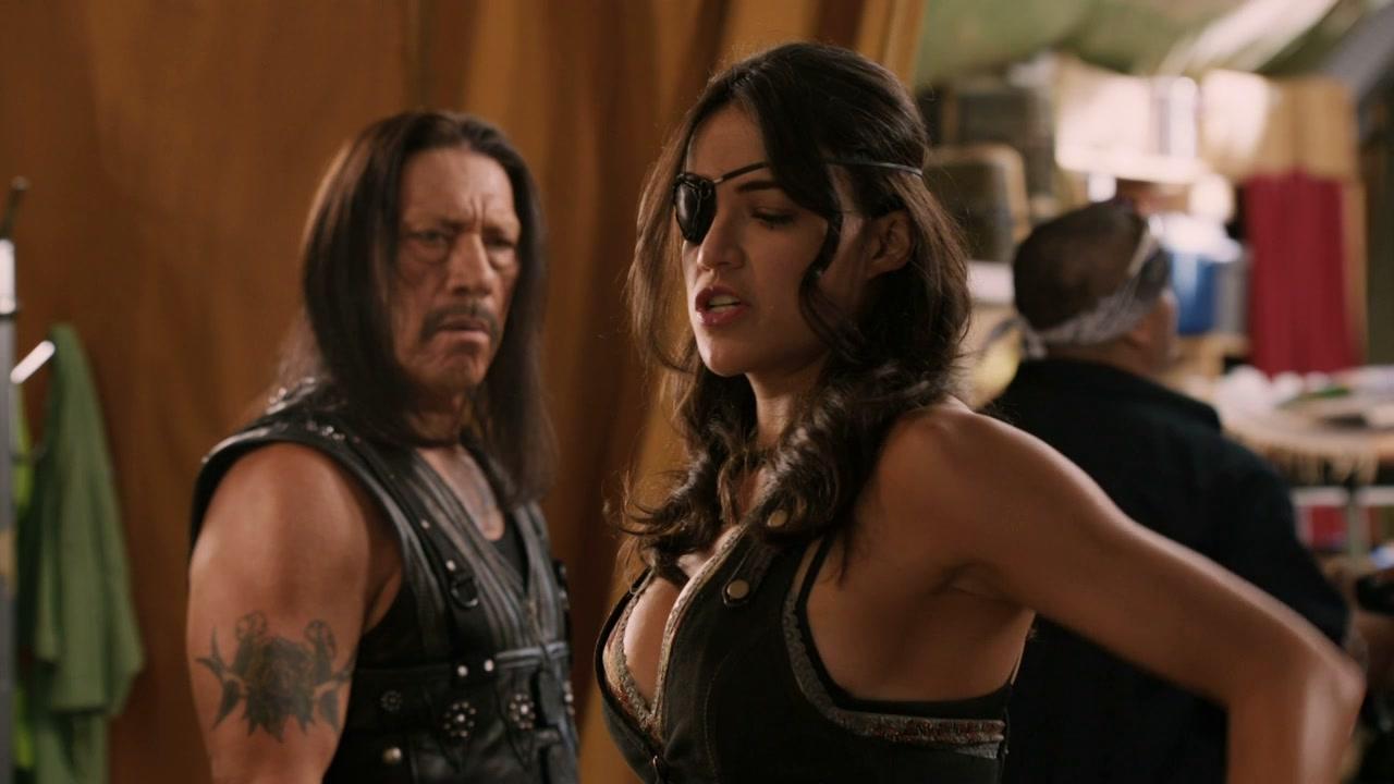 Machete Kills (Michelle Rodriguez Promo)