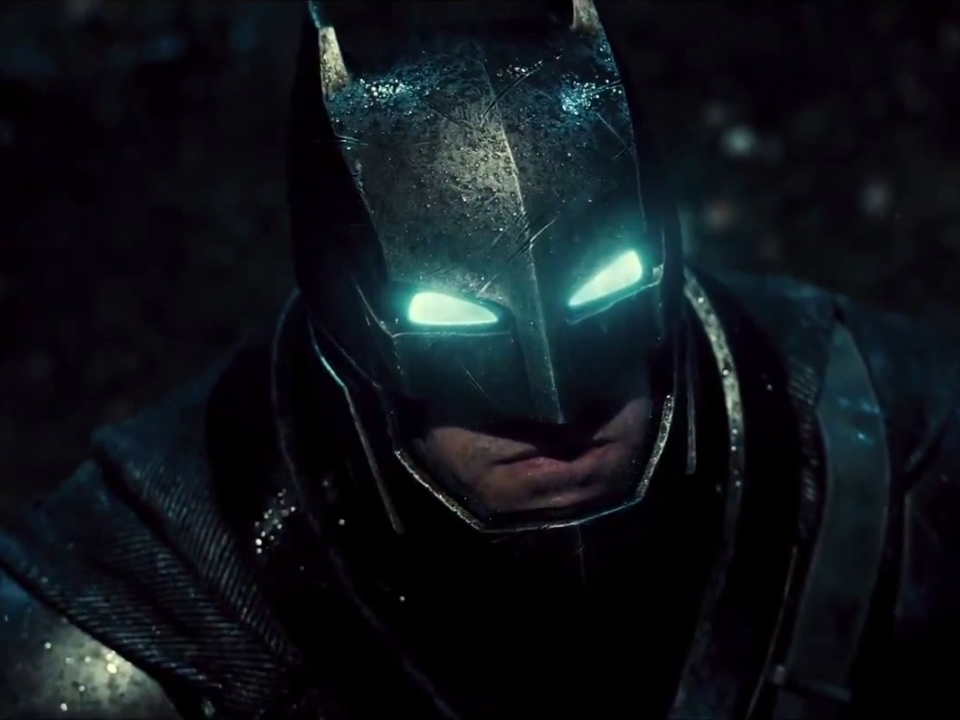 Batman v Superman: Dawn Of Justice (Trailer 1)