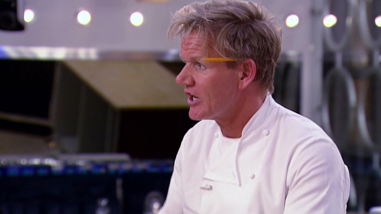 Hell's Kitchen: Season 11: Top 3 Poehnelt