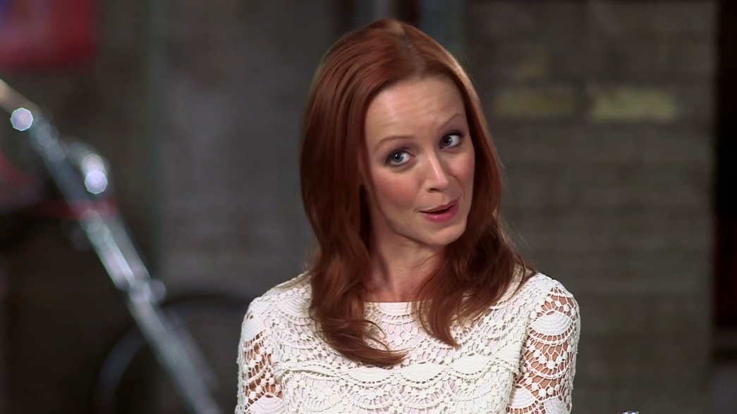 Kick-Ass 2: Lindy Booth On Her Character
