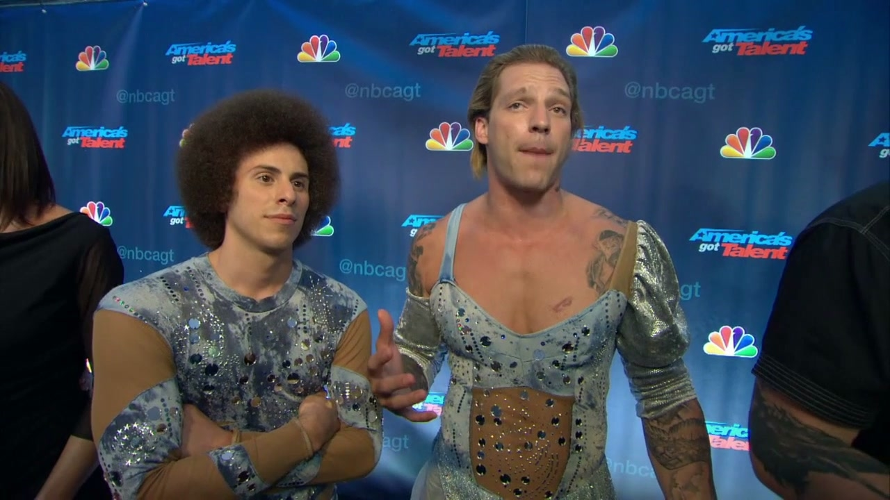 America's Got Talent: Kristef Brothers Interview