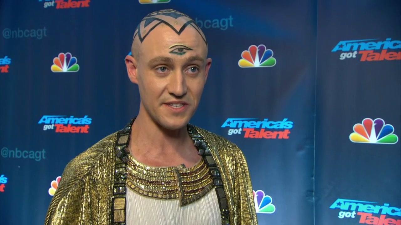 America's Got Talent: Special Head Interview