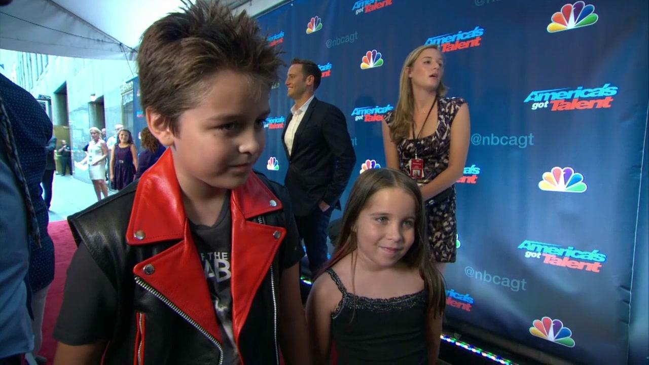 America's Got Talent: Aaralyn & Izzy