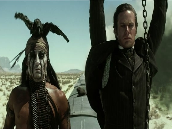 The Lone Ranger: End of the Line (UK)