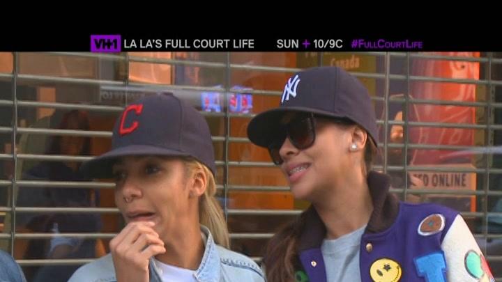 LA La's Full Court Life: LA LA Knows Best?