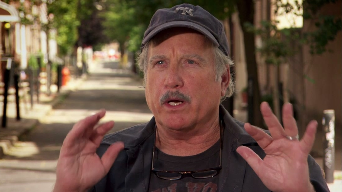 Paranoia: Richard Dreyfuss On Frank's And Adam's Relationship
