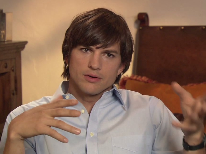 Jobs: Ashton Kutcher