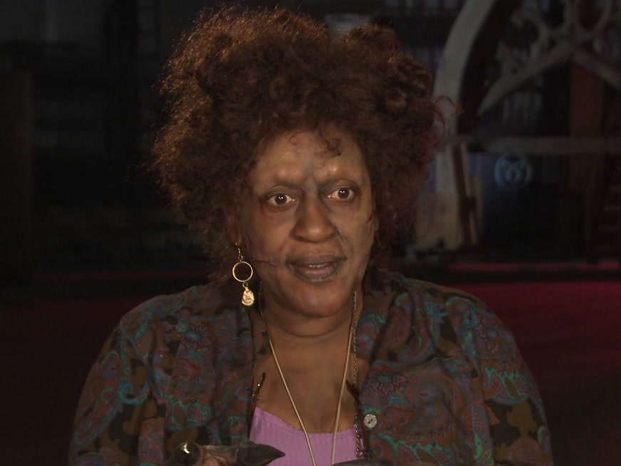The Mortal Instruments: City Of Bones: CCH Pounder On Using Practical Effects