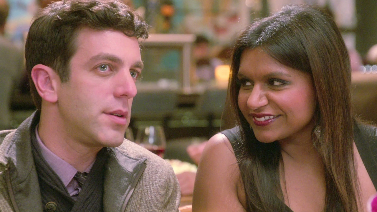 Mindy Project: Up To Speed
