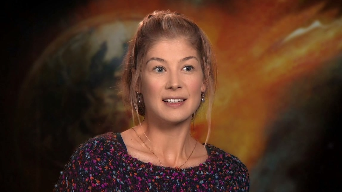 The Wolverine: Rosamond Pike On The Plot
