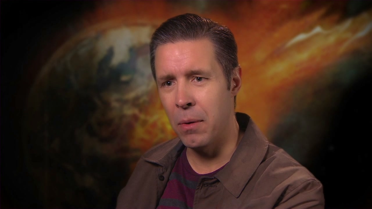 The World's End: Paddy Considine On Working With Edgar Wright