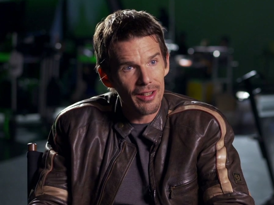 Getaway: Ethan Hawke On Summing Up The Film