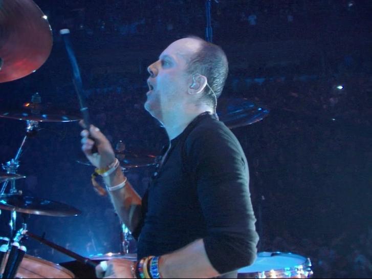 Metallica Through The Never: Riot Beginning