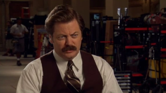 Parks And Recreation: Nick Offerman