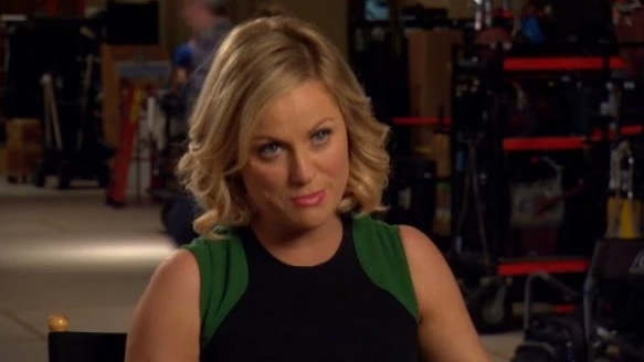 Parks And Recreation: Amy Poehler