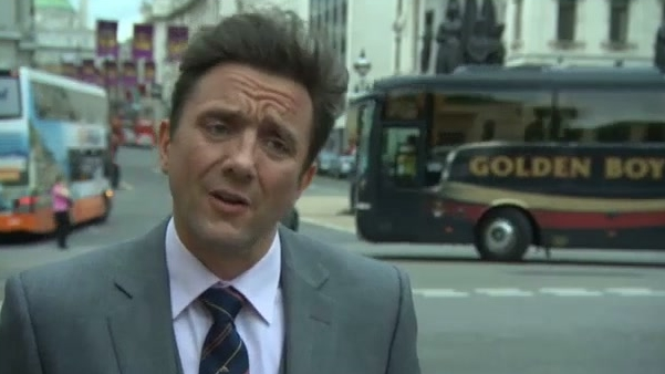 Parks And Recreation: Peter Serafinowicz