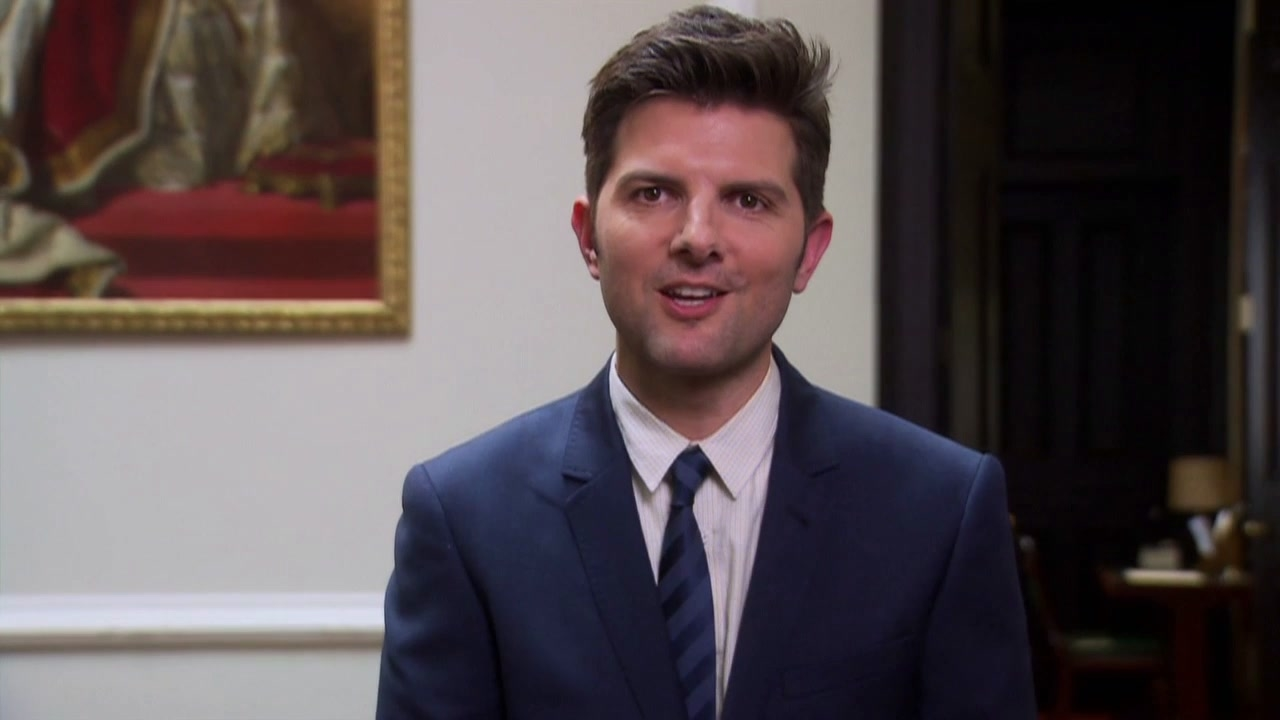 Parks And Recreation: Ben And Andy Meet Lord Covington