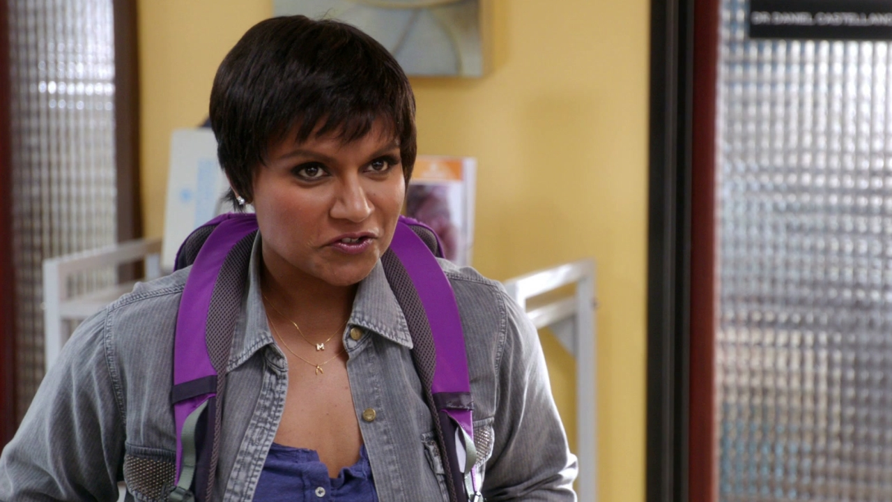 Mindy Project: New Doctor