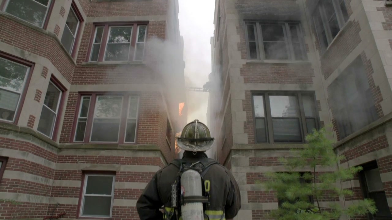 Chicago Fire: A Problem House