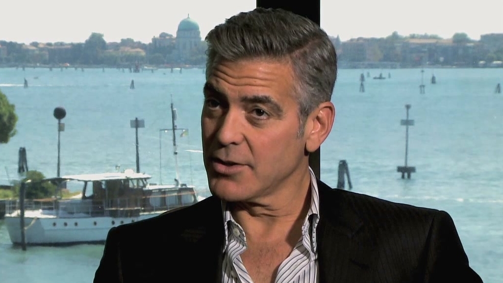 Gravity: George Clooney On Working With Alfonso Cuaron