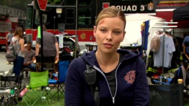 Chicago Fire: Lauren German