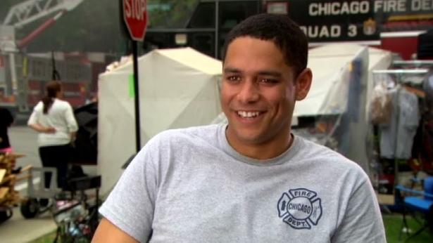 Chicago Fire: Charlie Barnett