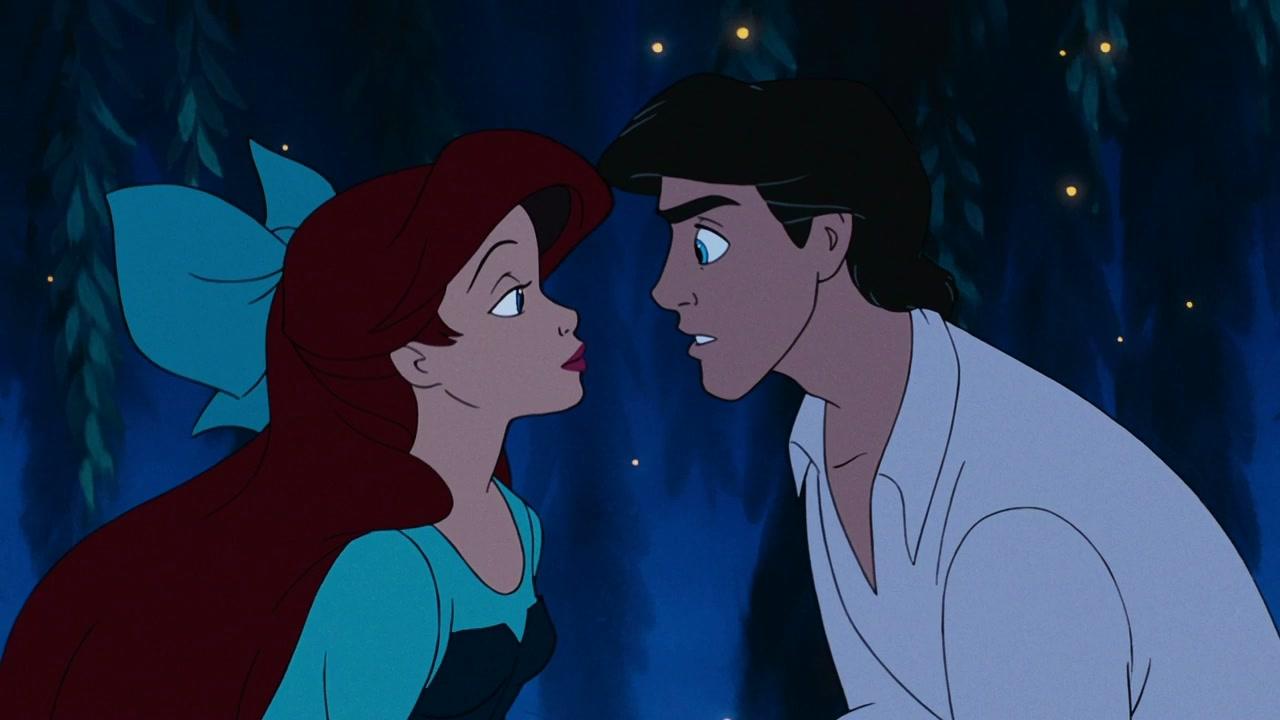 The Little Mermaid: Kiss The Girl