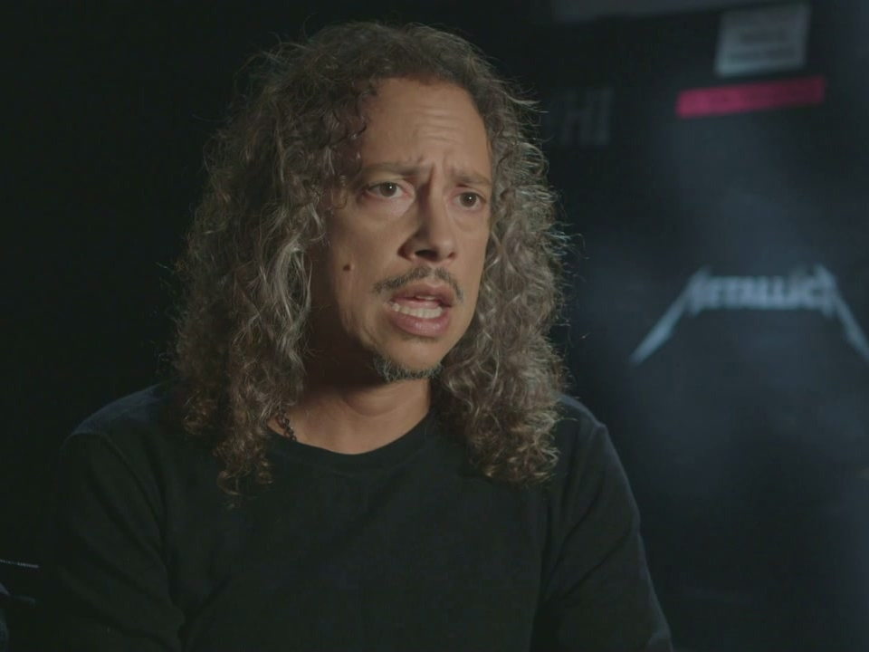 Metallica Through The Never: Chapter 2 The Stage Or The Greatest Bits