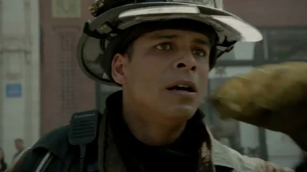 Chicago Fire: Mills Fights His Own Fire