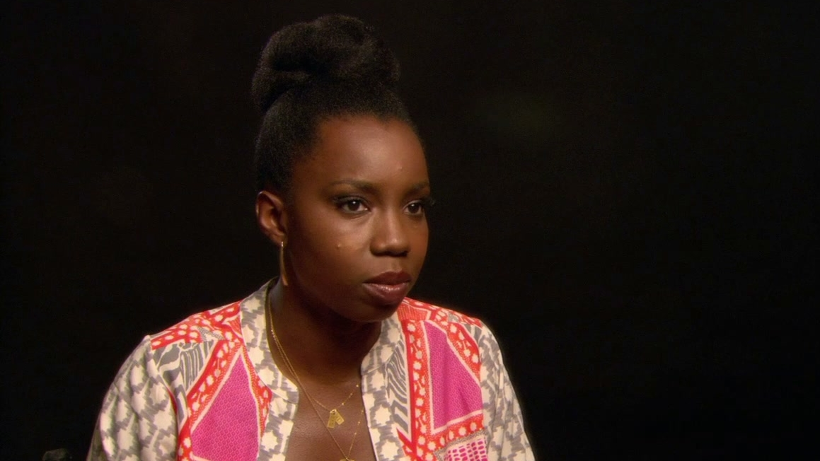 12 Years A Slave: Adepero Oduye On Working With Chiwetel Ejiofor