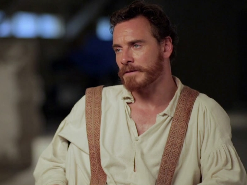 12 Years A Slave: Michael Fassbender On The Director Steve McQueen