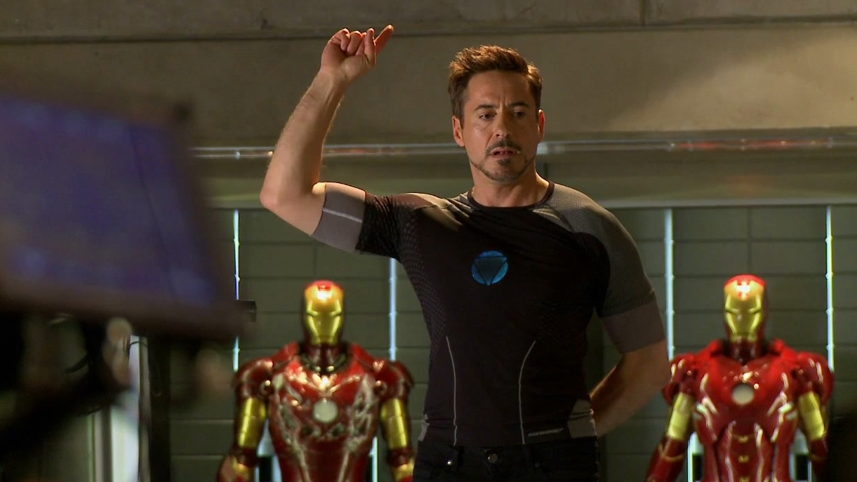 Iron Man 3: Calling The Suit