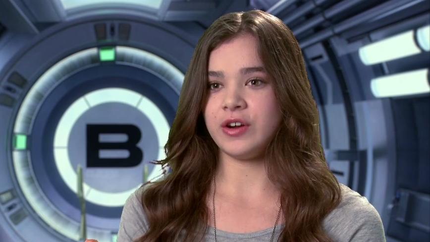Ender's Game: Hailee Steinfeld On Battle School