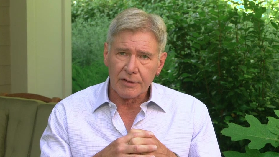 Ender's Game: Harrison Ford On His Character