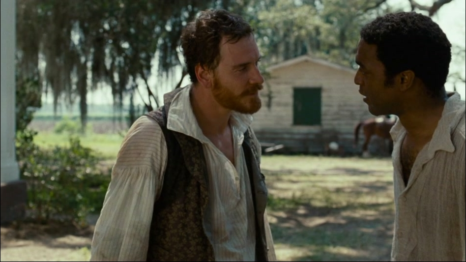 12 Years A Slave: What'd You Say To Pats?