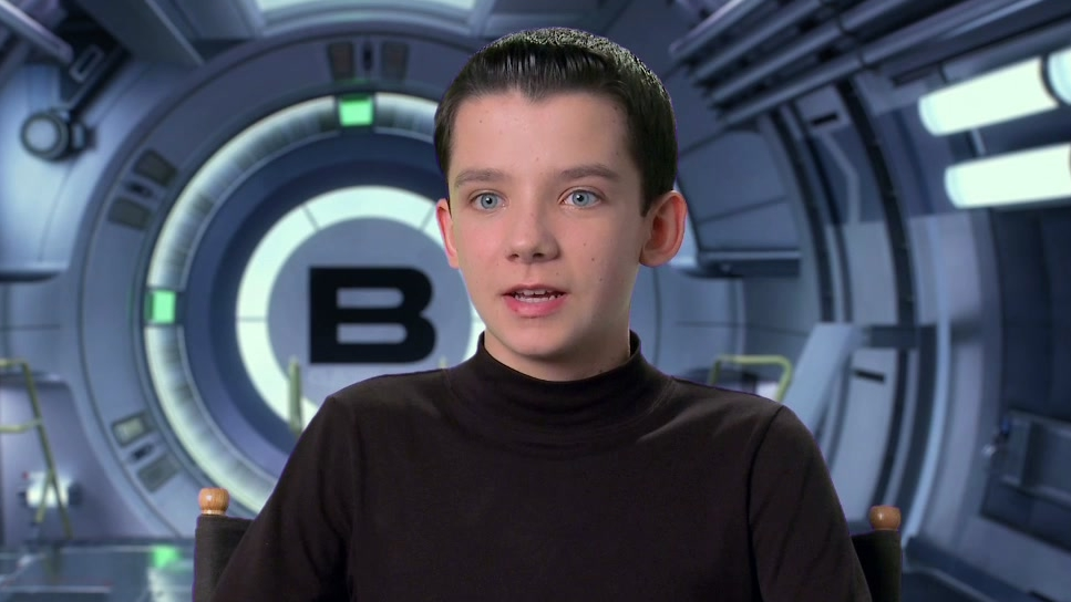Ender's Game: Asa Butterfield On Casting