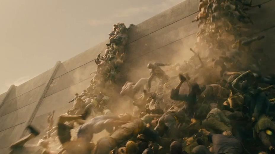 World War Z: Behind The Wall