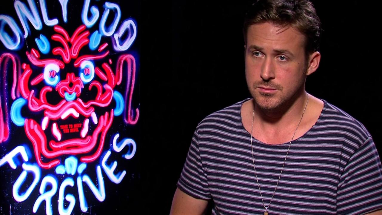 Only God Forgives: Ryan Gosling On Nicolas Winding Refn